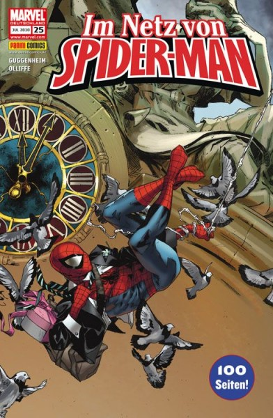 Im Netz von Spider-Man 25