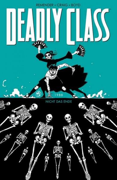 Deadly Class 6: Nicht das Ende Cover