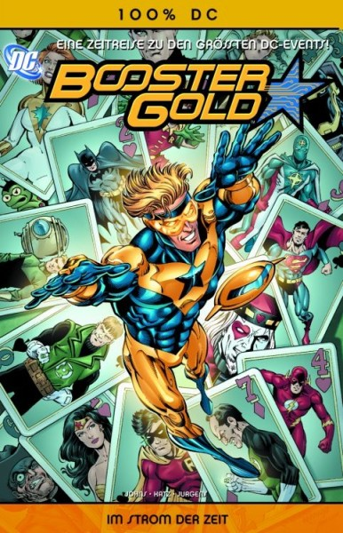 100% DC 16: Booster Gold 1