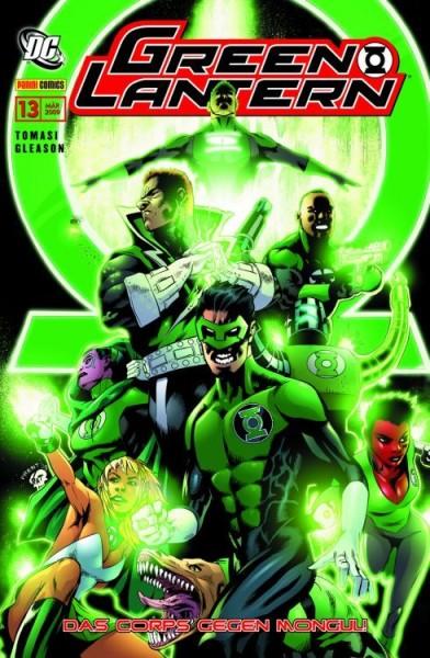Green Lantern Sonderband 13: Ringsuche