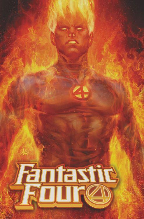 Fantastic Four 1 Variant D