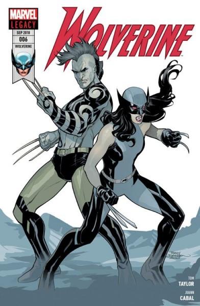 Wolverine 6: Kinder des Zorns