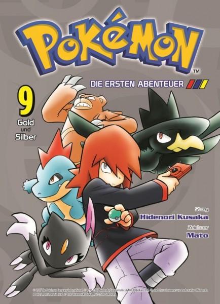 Pokémon - Die ersten Abenteuer 9: Gold und Silber