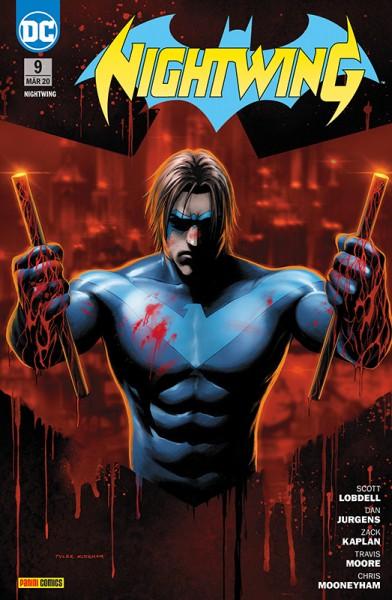 Nightwing 9: Team Nightwing