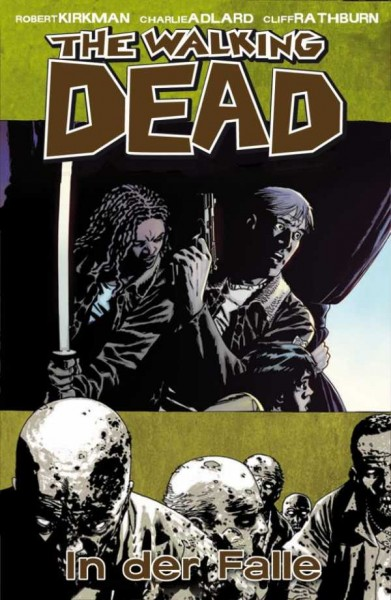 The Walking Dead 14: In der Falle Cover