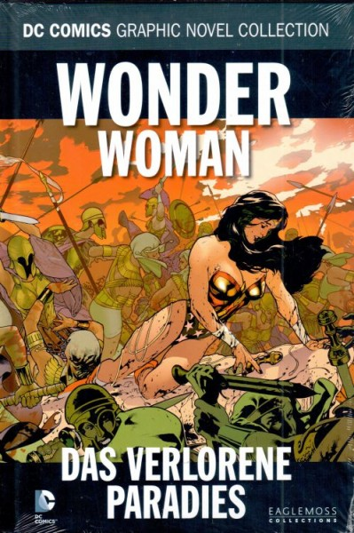 Eaglemoss DC-Collection 21: Wonder Woman - Das verlorene Paradies