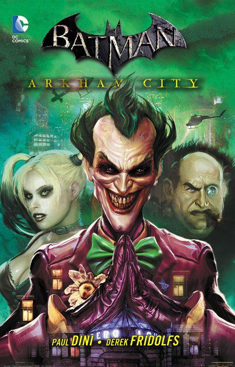 Batman: Arkham City 2
