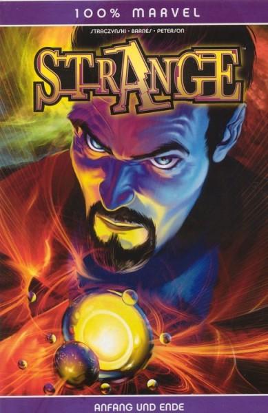 100% Marvel 17: Strange