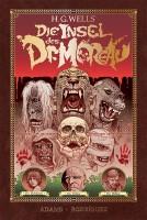 Die Insel des Dr. Moreau Cover