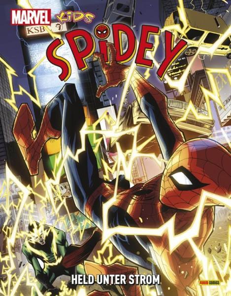 Marvel Kids: Spidey - Held unter Strom