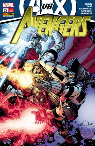 Avengers 22 (2011)