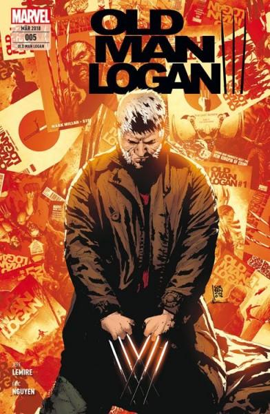 Old Man Logan 5: Blutige Erinnerung