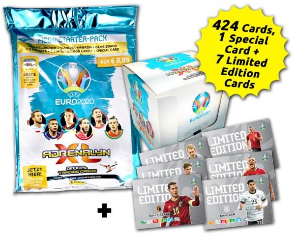 UEFA Euro 2020 Adrenalyn XL Super Sammelbundle 2