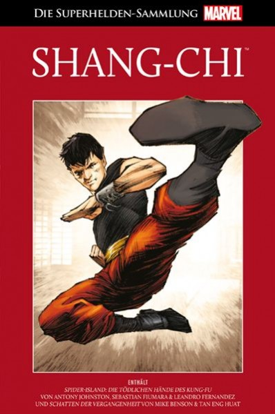 Die Marvel Superhelden Sammlung Band 53: Shang-Chi