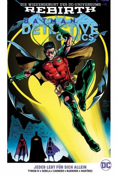 Batman Detective Comics Paperback 5: Jeder lebt für sich allein Hardcover