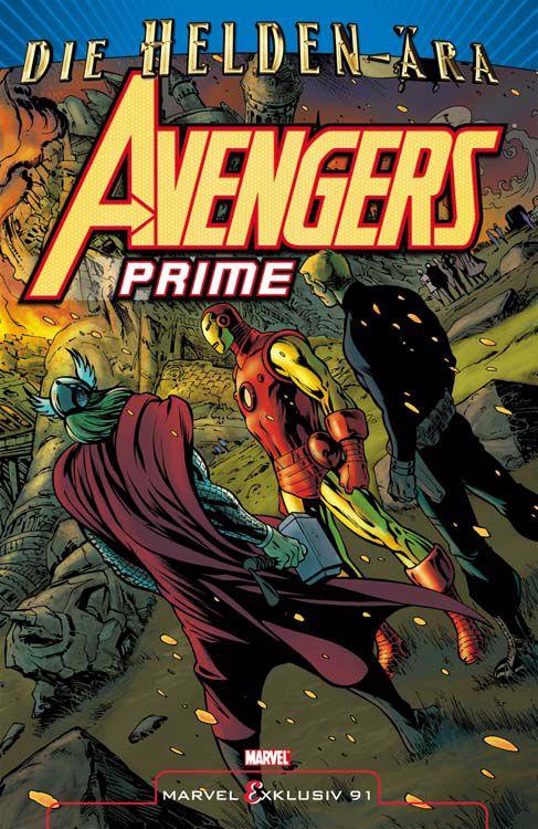 Marvel Exklusiv 91: Avengers Prime