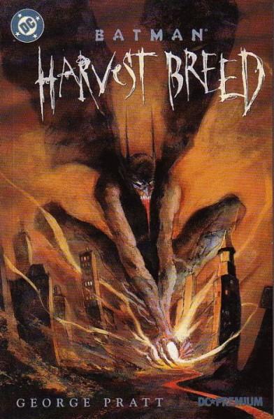 DC Premium 4: Batman - Harvest Breed