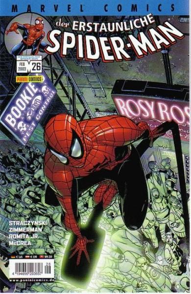 Der erstaunliche Spider-Man 26