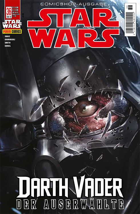 Star Wars 36: Darth Vader - Der...