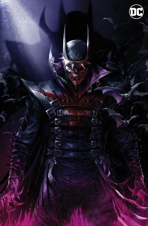 Der Batman, der lacht 1 Variant