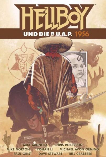 Hellboy 19: Hellboy und die B.U.A.P. 1956 Cover