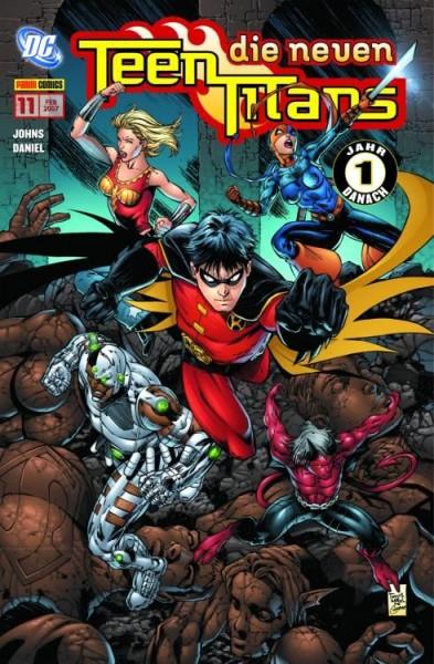 Teen Titans Sonderband 11: Die neuen Teen Titans