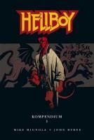 Hellboy: Kompendium 1 Cover