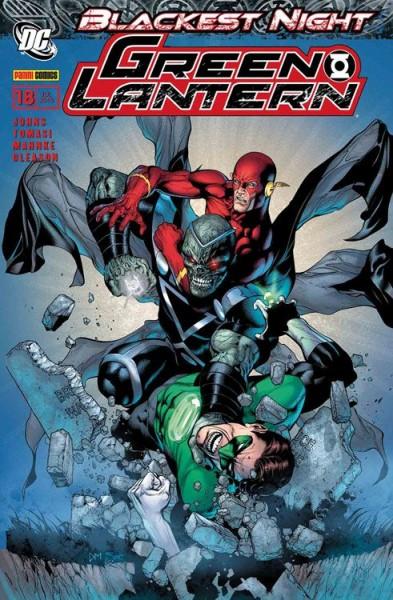 Green Lantern Sonderband 18