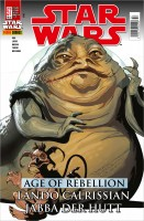 Star Wars 57: Age of Rebellion - Jabba der Hutt & Lando Calrissian - Kiosk Ausgabe