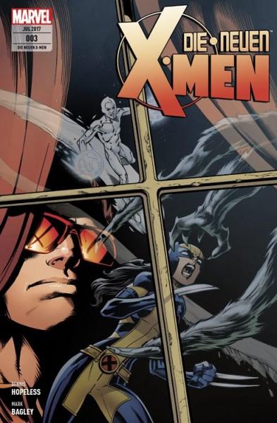 Die neuen X-Men 3: Invasion der Dämonen