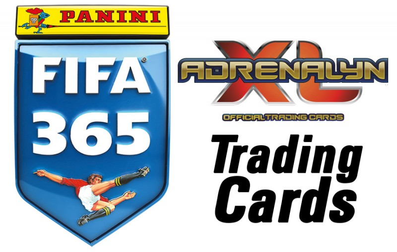 Fifa 365 Adrenalyn XL Trading Cards