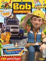 Bob der Baumeister Magazin 08/20