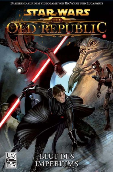 Star Wars Sonderband 61: The Old Republic II - Blut des Imperiums