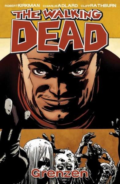 The Walking Dead 18: Grenzen Cover