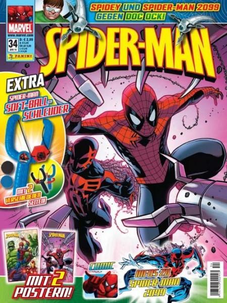 Spider-Man Magazin 34
