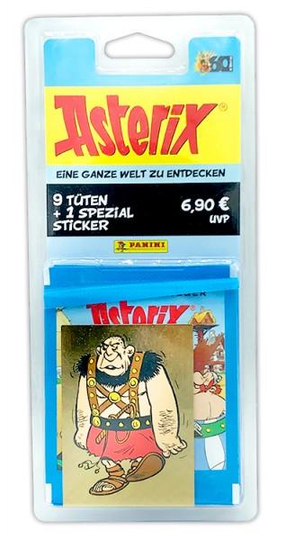 Asterix: 60 Jahre Abenteuer - Stickerkollektion - Blister