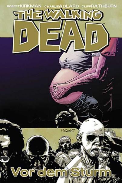 The Walking Dead 7: Die Ruhe vor dem Sturm Cover
