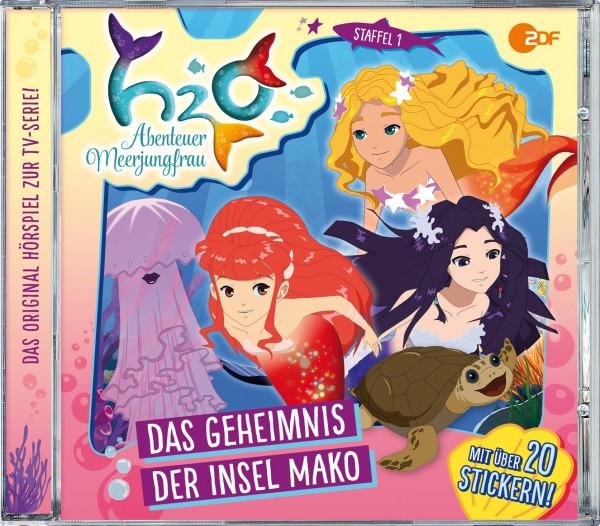 H2O - Staffel 1, Vol. 1: Das Geheimnis der Insel Mako