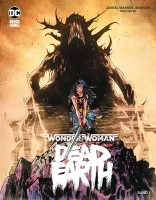 Wonder Woman: Dead Earth 1 Cover