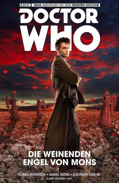 Doctor Who: Der zehnte Doctor 2: Die weinenden Engel von Mons