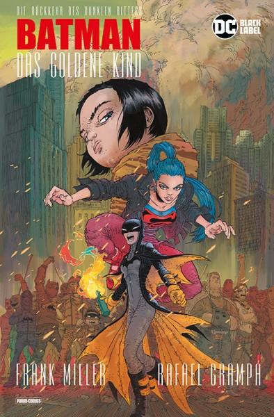 Batman: Das Goldene Kind Cover