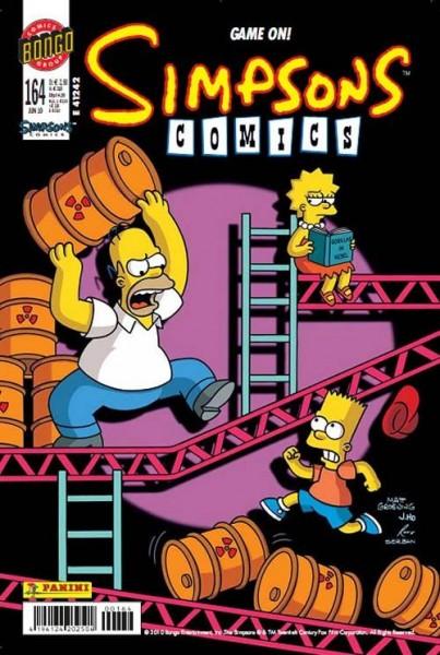 Simpsons Comics 164