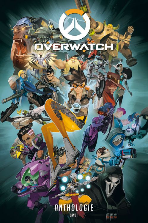 Overwatch - Anthologie
