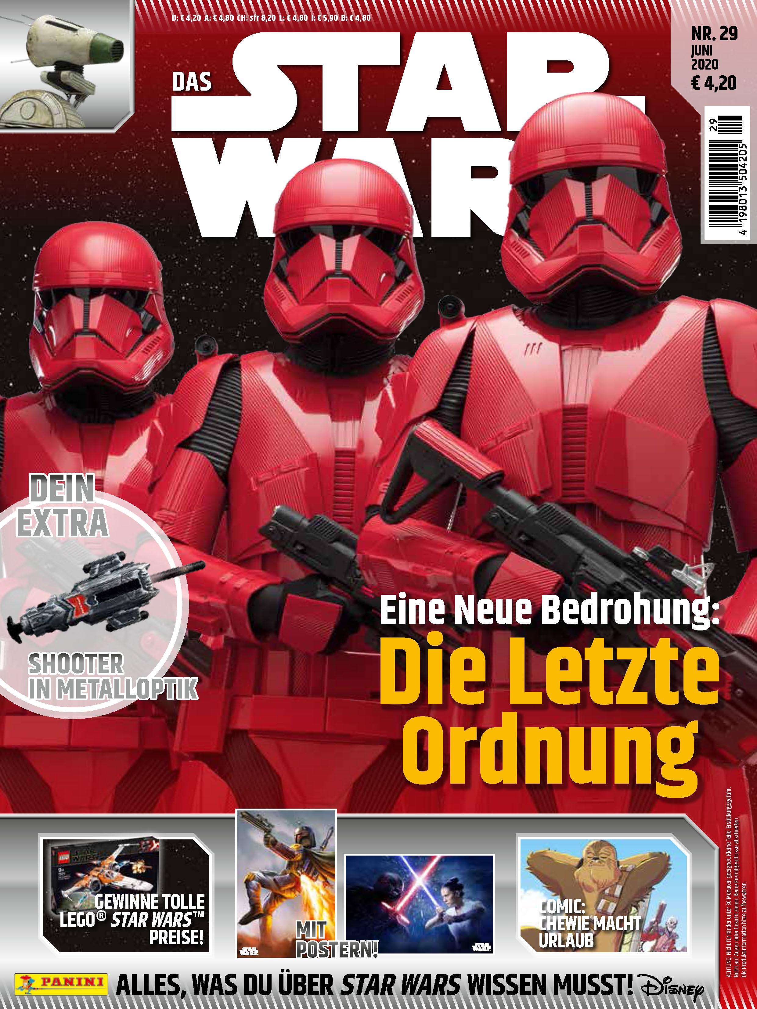Star Wars Universum 29