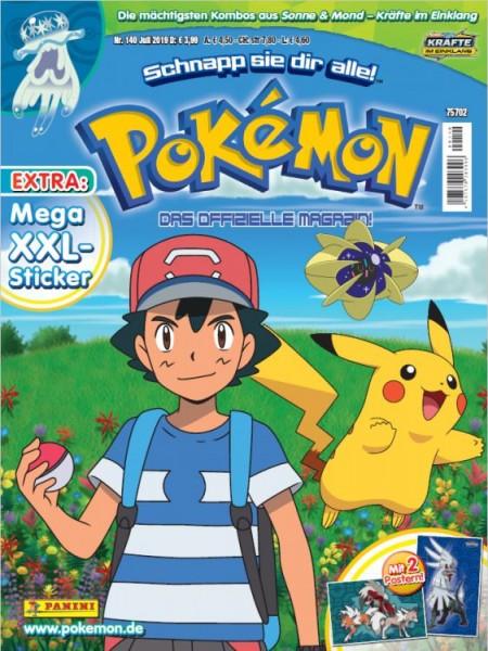 Pokémon Magazin 140