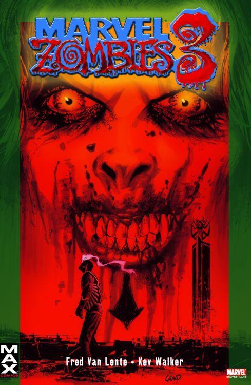 Max 31: Marvel Zombies 3