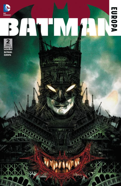 Batman: Europa 2 Variant - Comic Con...