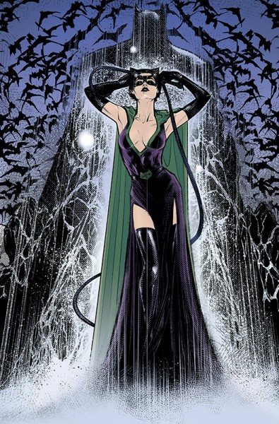 Catwoman 3 Cover