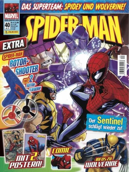 Spider-Man Magazin 40
