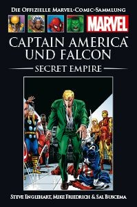 Hachette Marvel Collection 66: Captain America und Falcon - Secret Empire